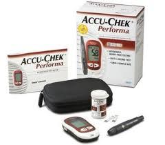 Máy thử đường huyết Accu-check Performa