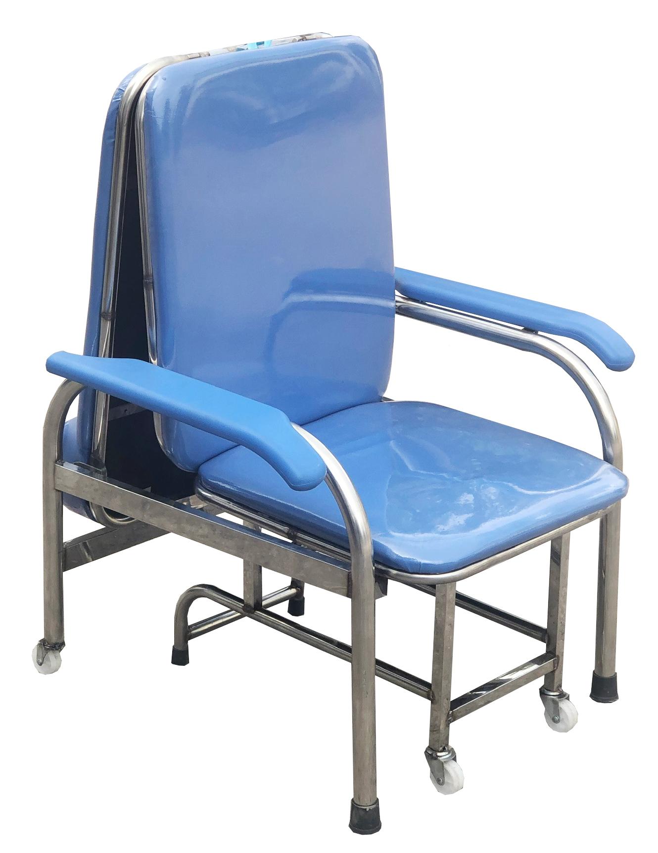 Ghế điều dưỡng, ghế gấp bệnh viện