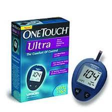 Máy thử đường huyết Onetouch Ultra 2 Hộp 25 que