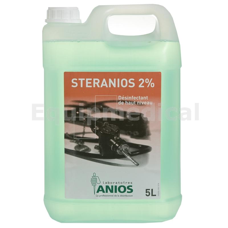 Dung dịch sát khuẩn Steranios