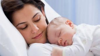 Thay đổi sau khi sinh ở phụ nữ