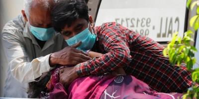 Ấn Độ lâm vào tình trạng nguy cấp  nhiều bệnh nhân COVID-19 tử vong mà không được nhập viện